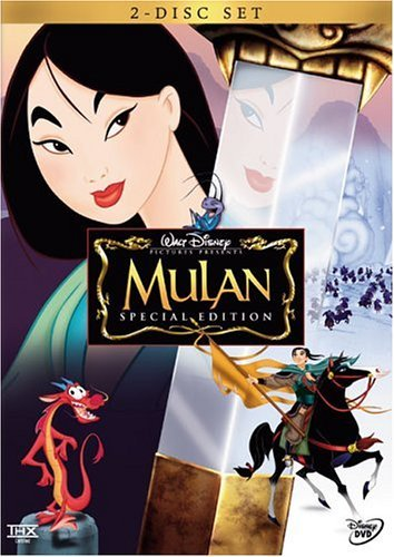 """Cover of """"Mulan (Special Edition)"""""""