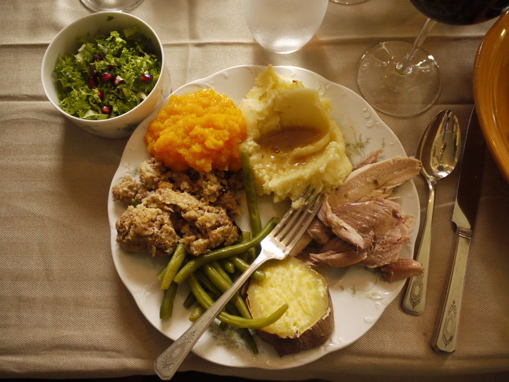 Image result for thanksgiving dinner