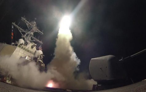 Syria Hit by America, France, and the United Kingdom