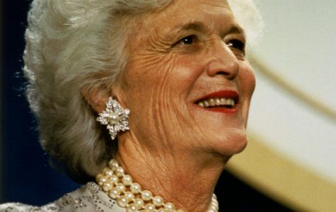 Barbara Bush Passes at Age 92