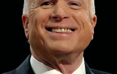 Senator John McCain Passes Away at Age 81