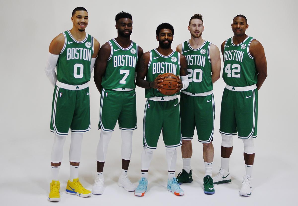 Image result for boston celtics 2018