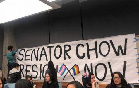 Christian Student Senator Chastised for Her Religious Views