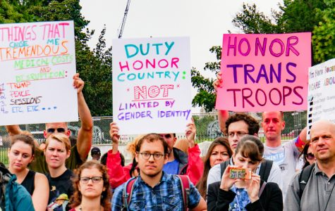 Transgender Ban in the Military